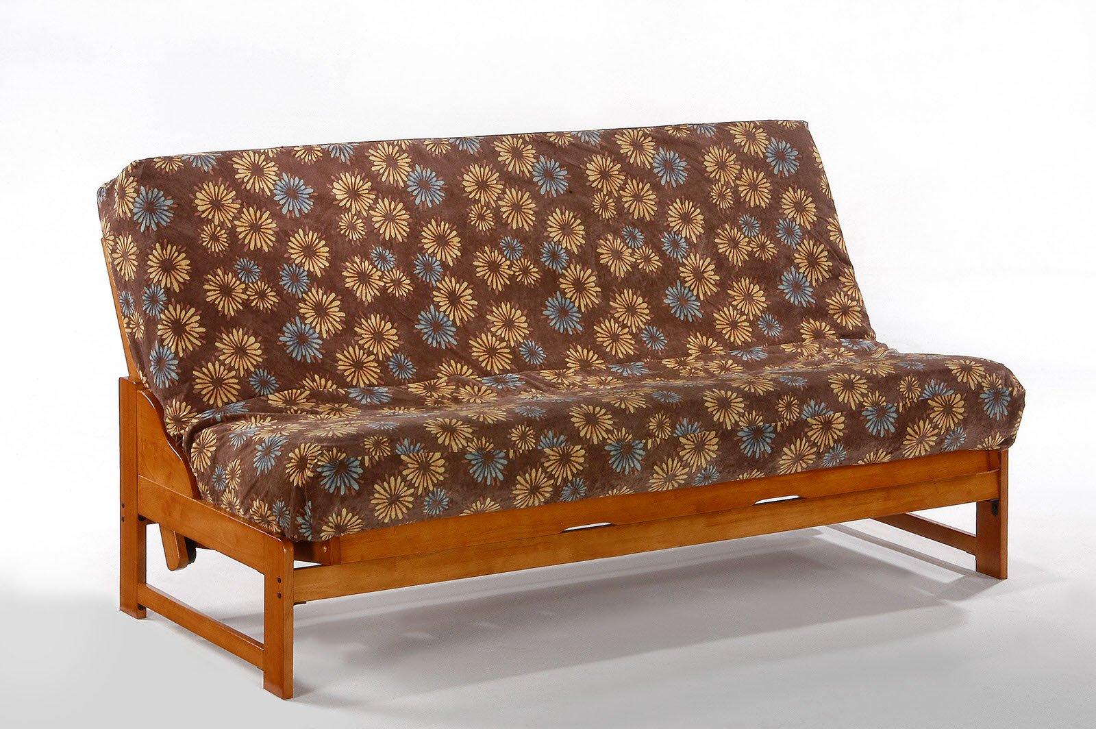 eureka standard futon frame by night u0026day furniture  rh   futonland
