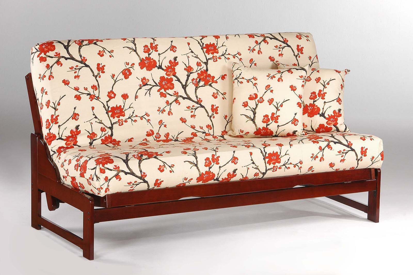 Famous Eureka Standard Futon Frame by Night&Day Furniture HV11