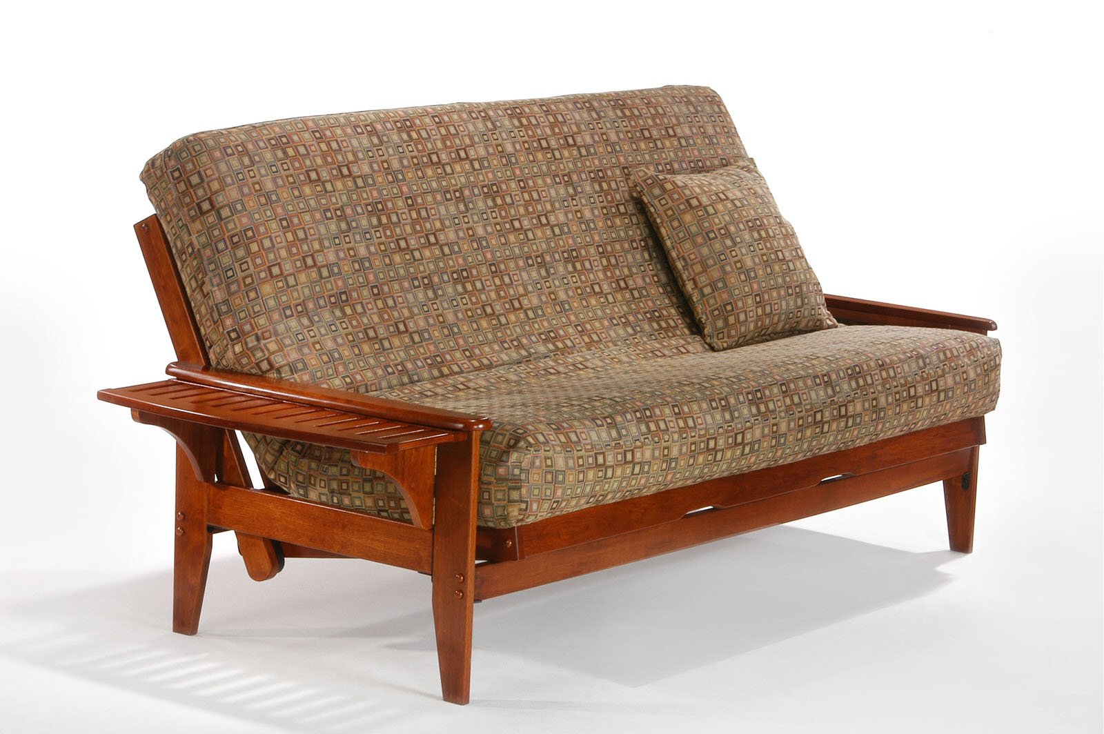 naples standard futon frame by night day furniture