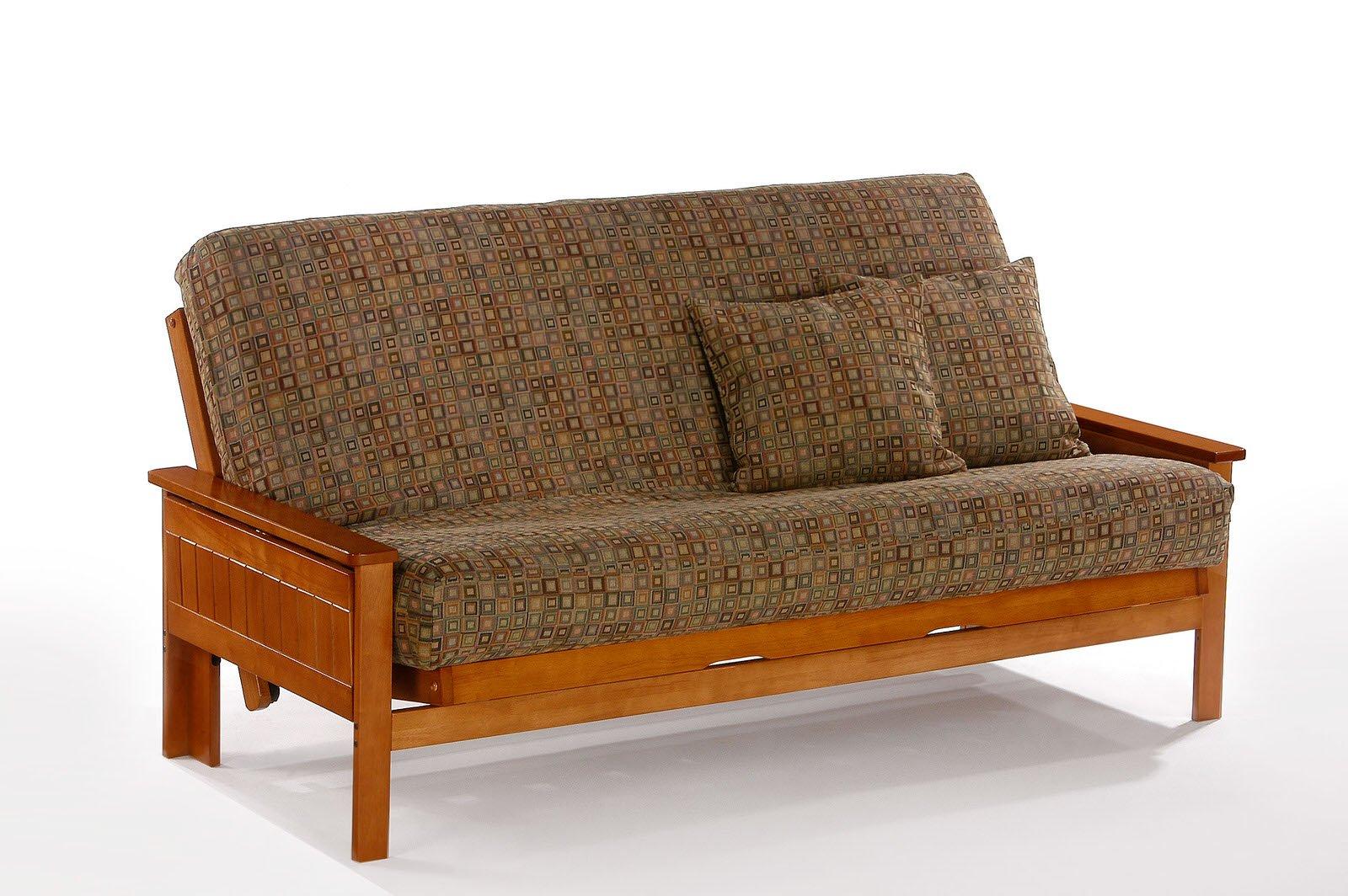 seattle standard futon frame by night day furniture