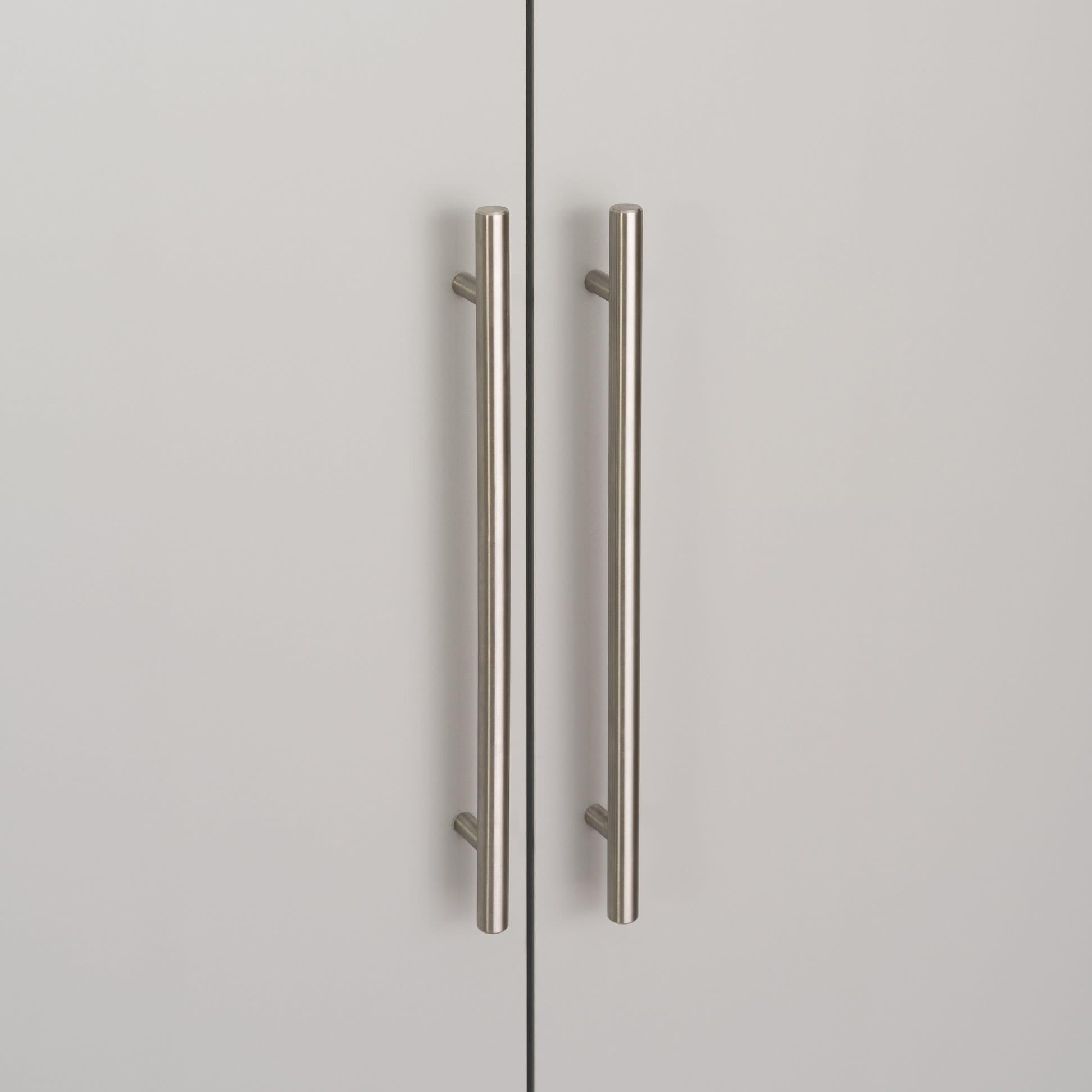 Hangups 24 inch upper storage cabinet by prepac for 24 inch upper kitchen cabinets