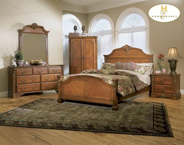 legacy bedroom set by homelegance