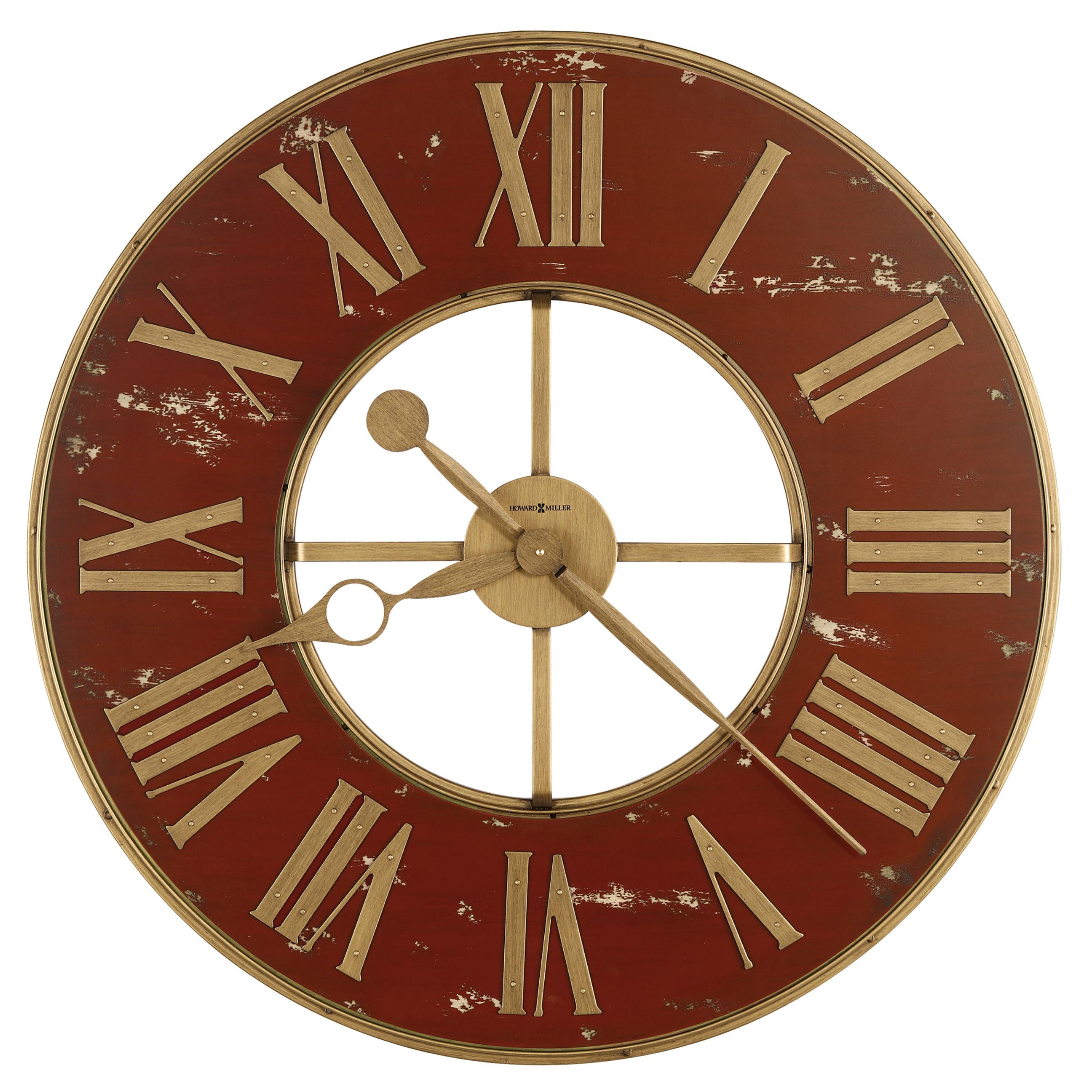625 649 Boris Wall Clock By Howard Miller