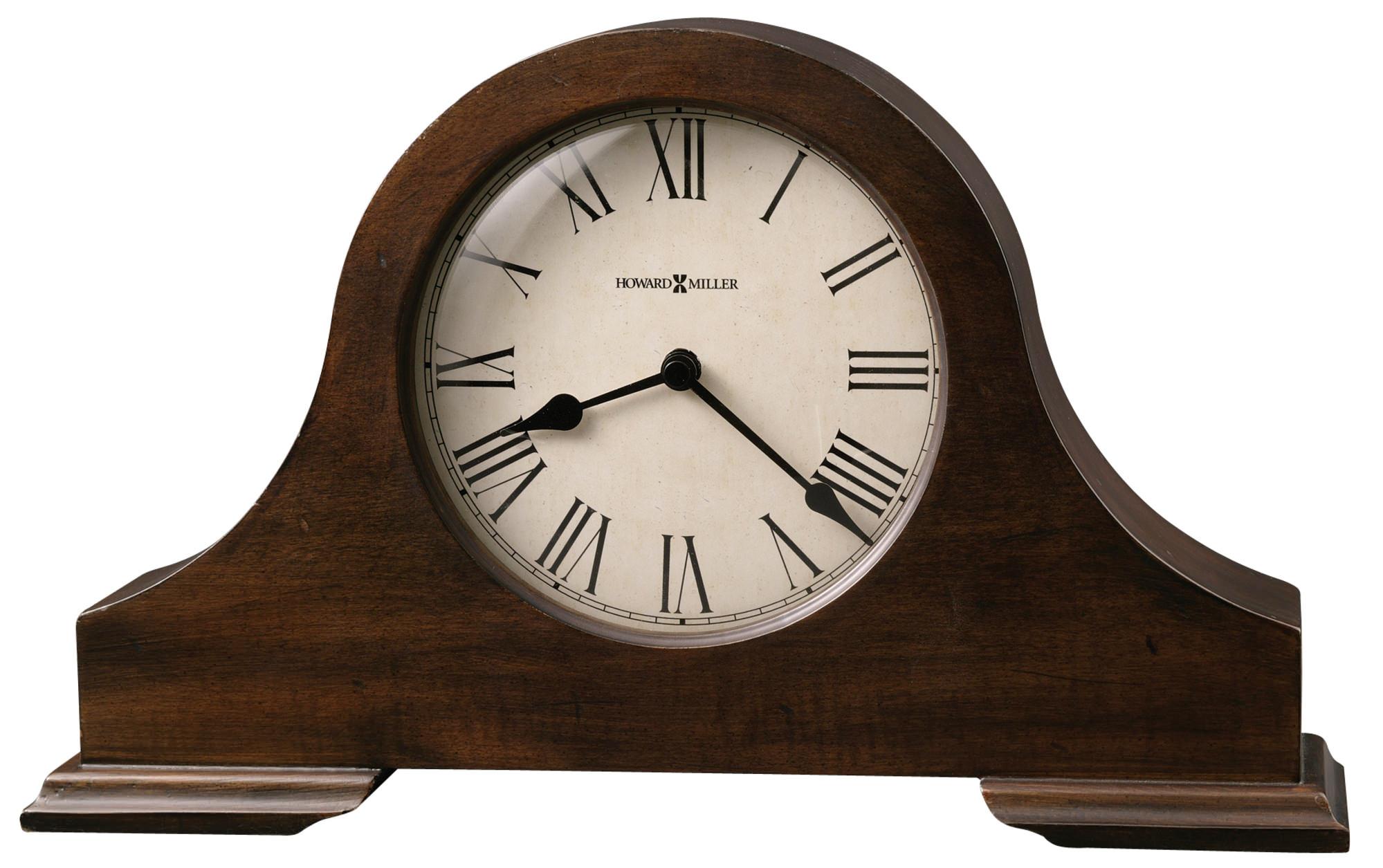 635-143 Humphrey Mantel Clock by Howard Miller