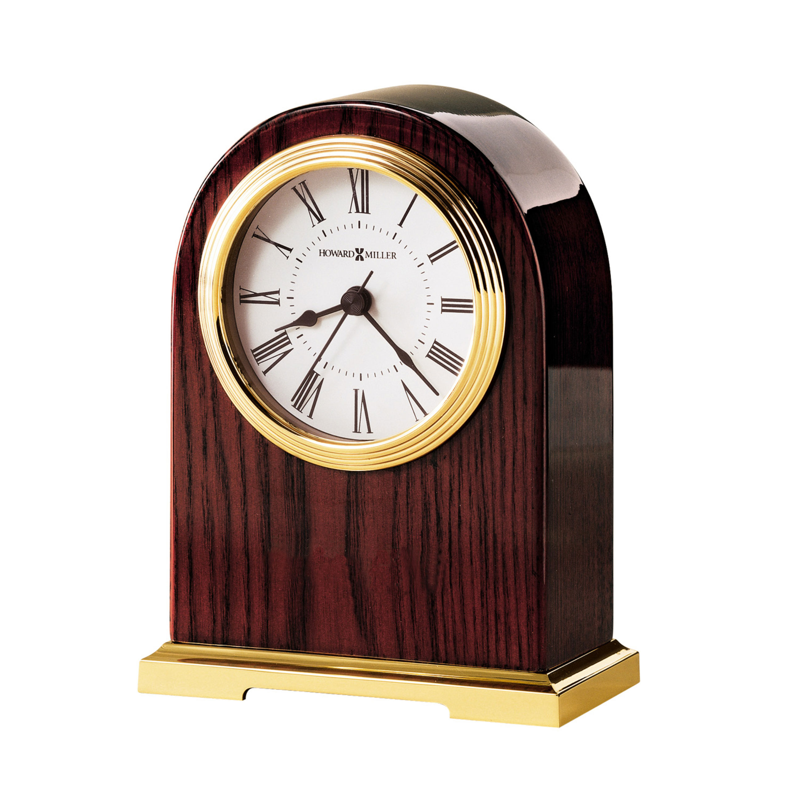 645 389 Carter Tabletop Clock By Howard Miller
