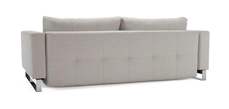 cassius deluxe excess sofa bed (queen size) mixed dance natural by  - cassius deluxe excess sofa bed (queen size) mixed dance natural byinnovation