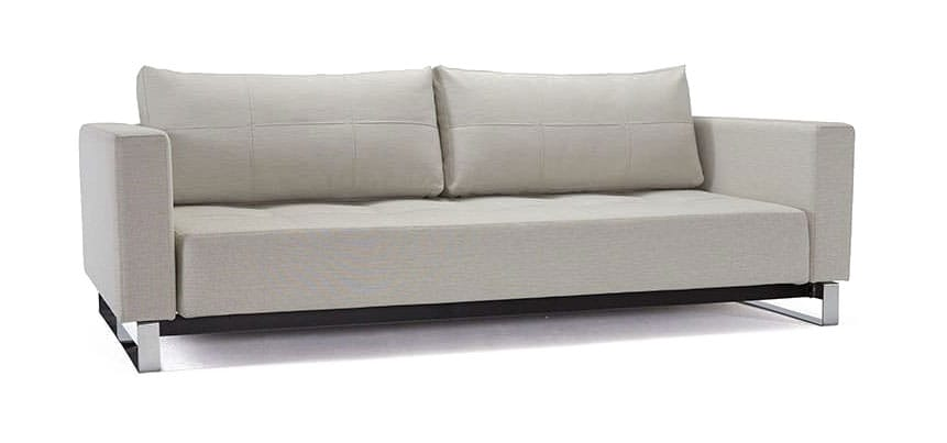 cassius deluxe excess sofa bed (queen size) mixed dance natural by  - cassius deluxe excess sofa bed (queen size) mixed dance natural byinnovation