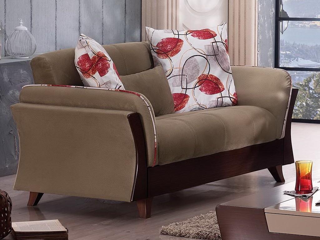 Hamburg Loveseat By Empire Furniture Usa