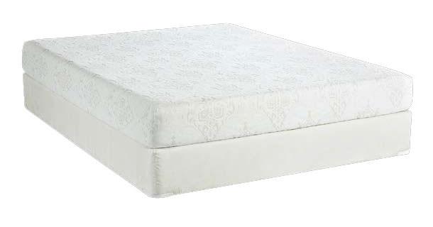 Hampton 8 Inch Memory Foam Mattress By Enso
