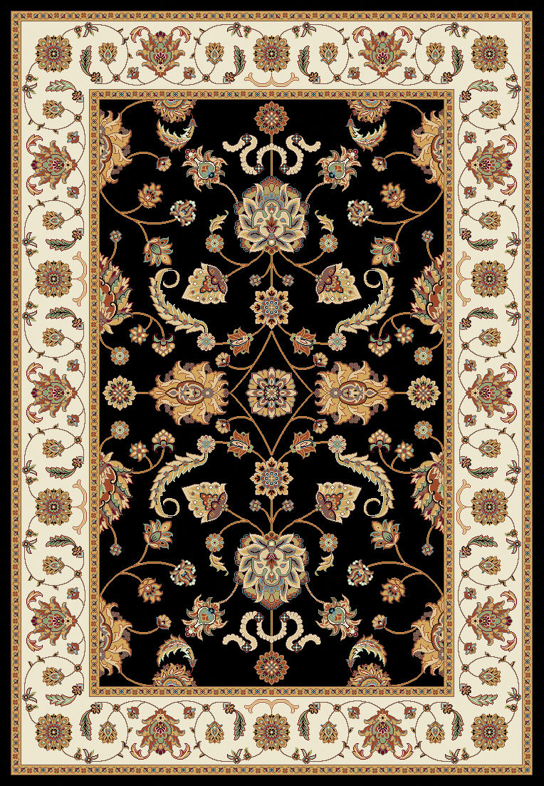 Istanbul collection i8063 rug for International decor rugs