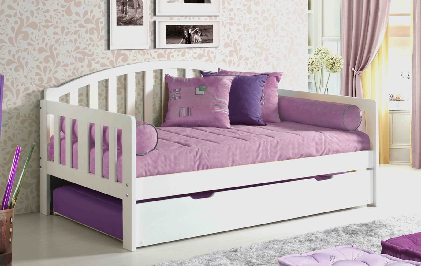 Day Bed.Cottage Day Bed White By Innovations