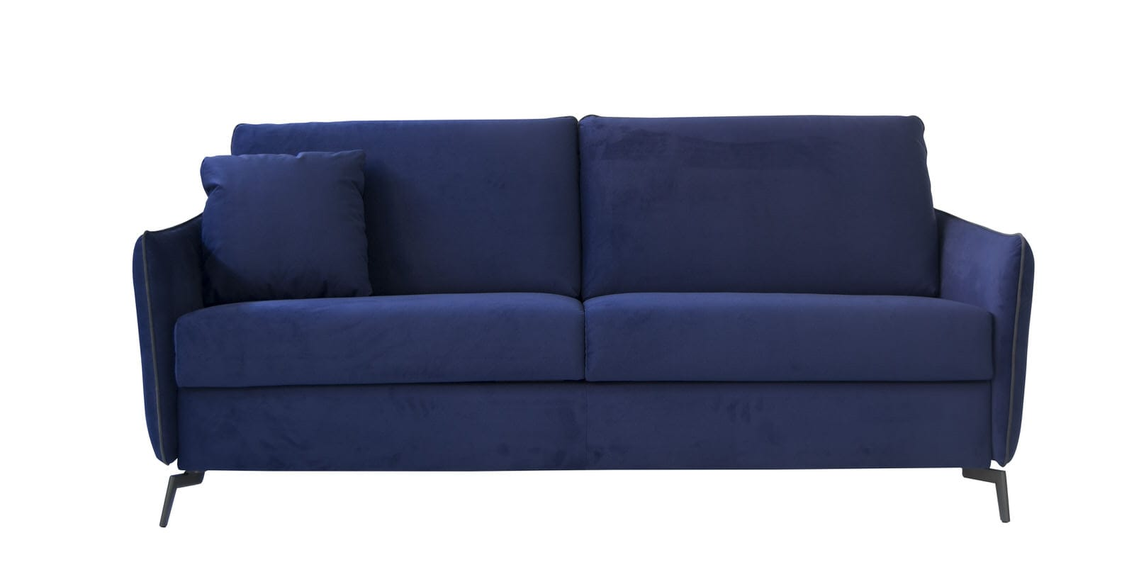 Pleasant Iris Navy Blue Queen Sofa Bed By Pezzan Furniture Frankydiablos Diy Chair Ideas Frankydiabloscom
