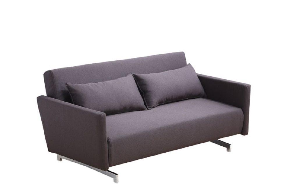 Jk042 Sofa Sleeper Chocolate Brown By Ido