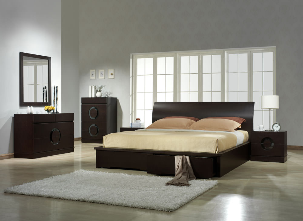 Bedroom Sets For Women zen java bedroom setj&m furniture