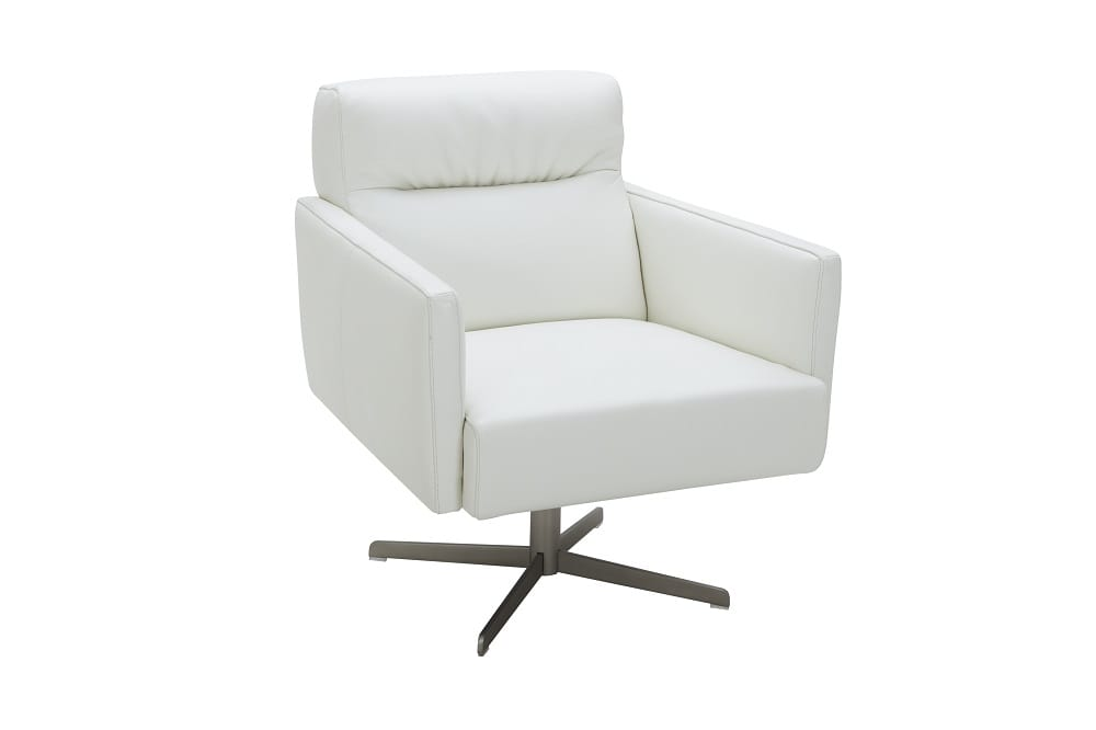 Modest White Accent Chair Decoration