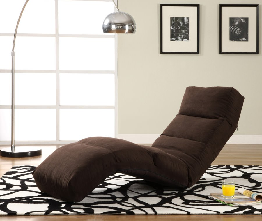 Best Convertible Futon Chair: Click Clack Java Jet Sofa Bed Convertible Chair Bed