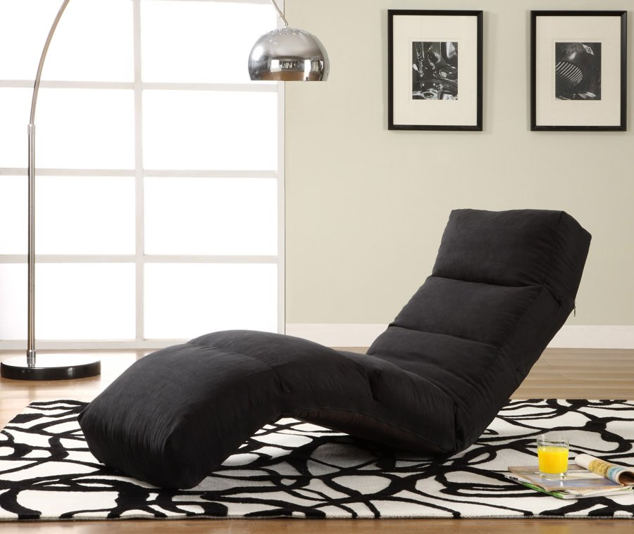 Cool Click Clack Black Jet Sofa Bed Convertible Chair Bed Lounger By Lifestyle Gmtry Best Dining Table And Chair Ideas Images Gmtryco
