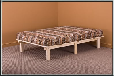 Ekko Platform Bed by KD Frames