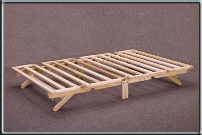 Fold Platform Bed By Kd Frames