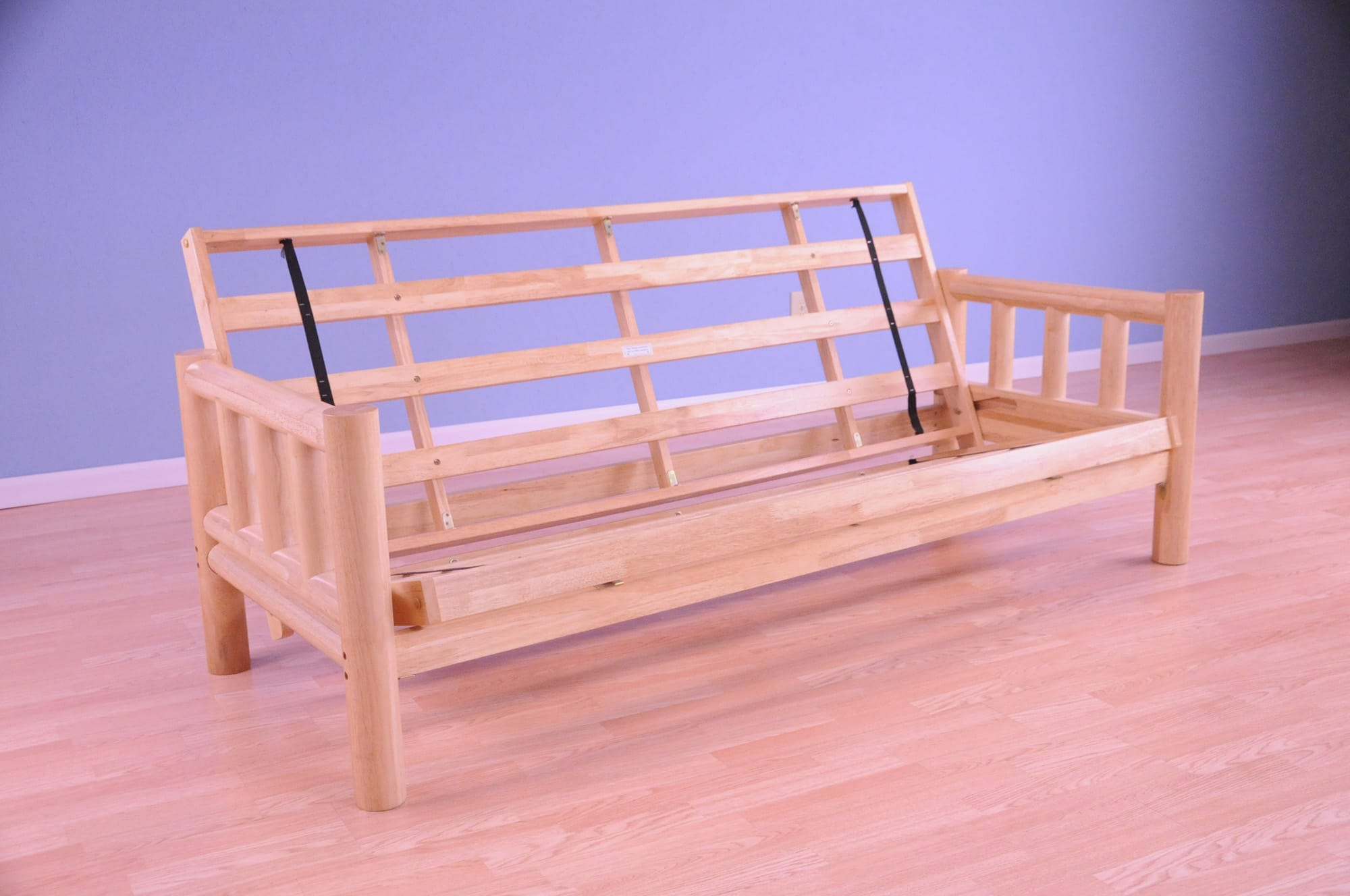 Lodge Futon Frame Natural By Kodiak