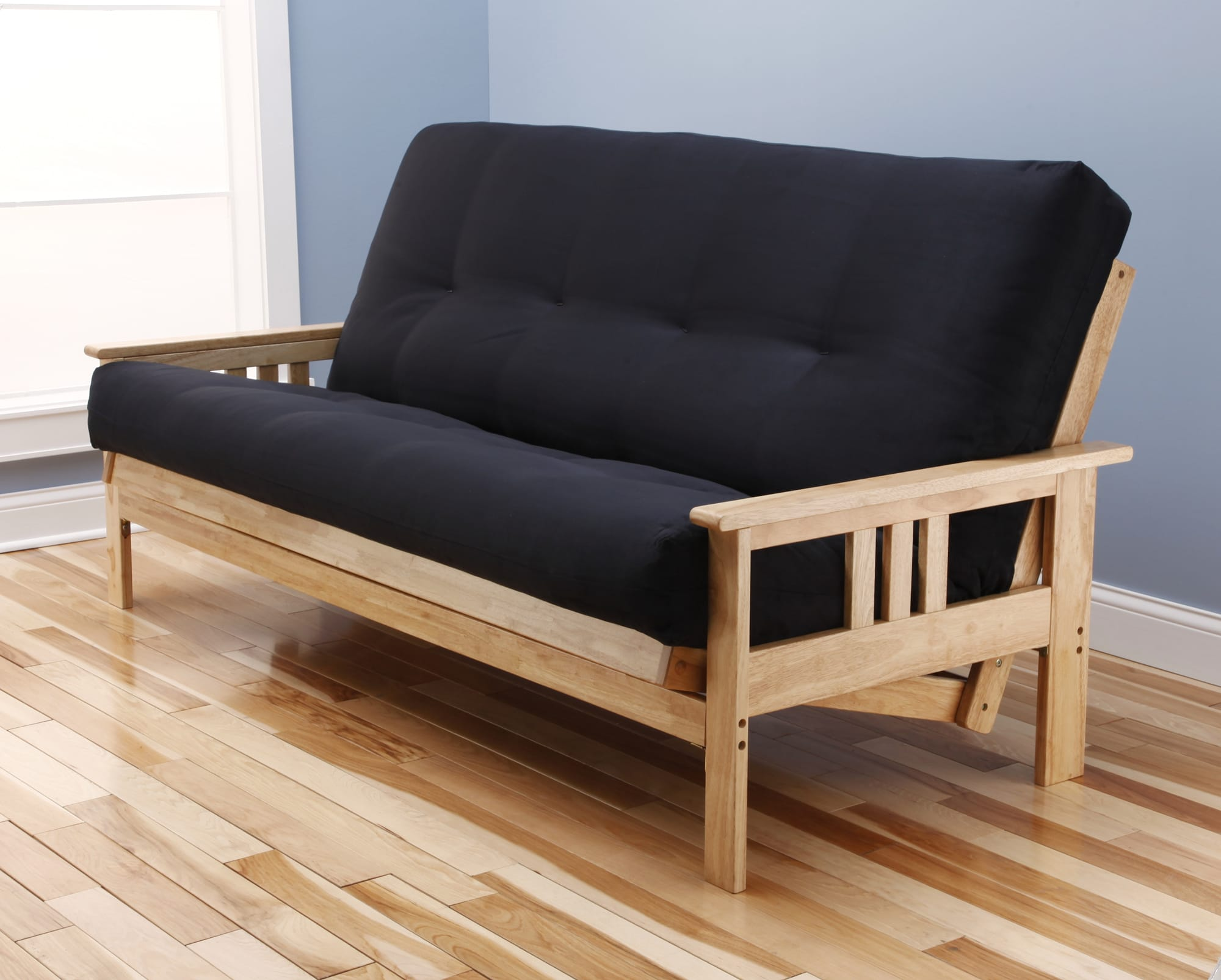 Monterey Futon Frame Natural by Kodiak