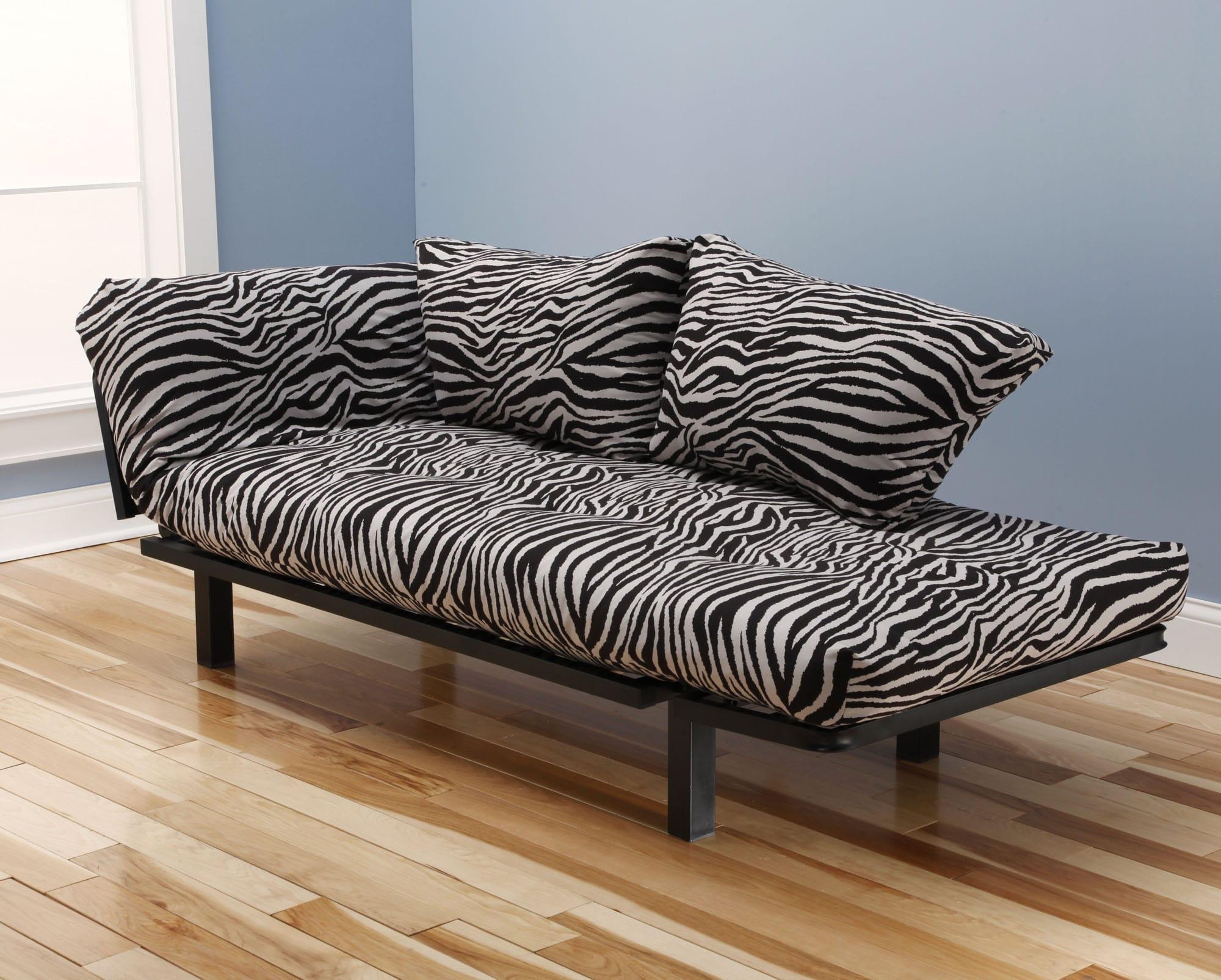 Zebra Futon