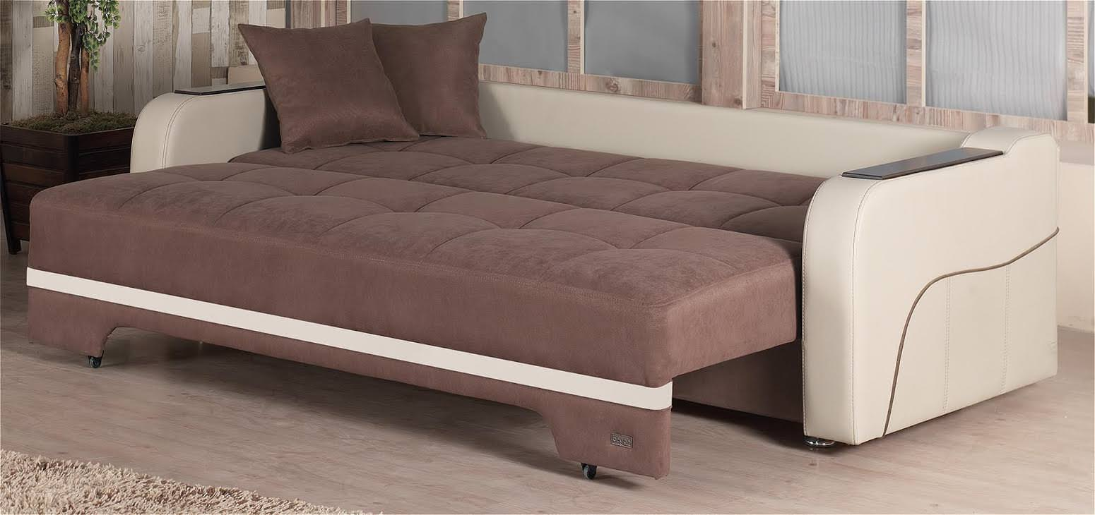 Kiev sofa bed queen by empire furniture usa for Sofa queen bed