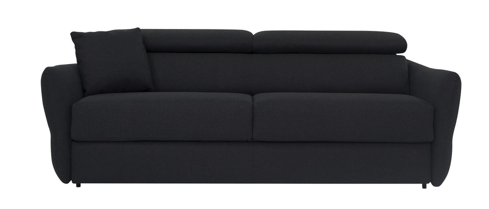 Remarkable Komodo Dark Grey Queen Sofa Bed By Pezzan Furniture Machost Co Dining Chair Design Ideas Machostcouk