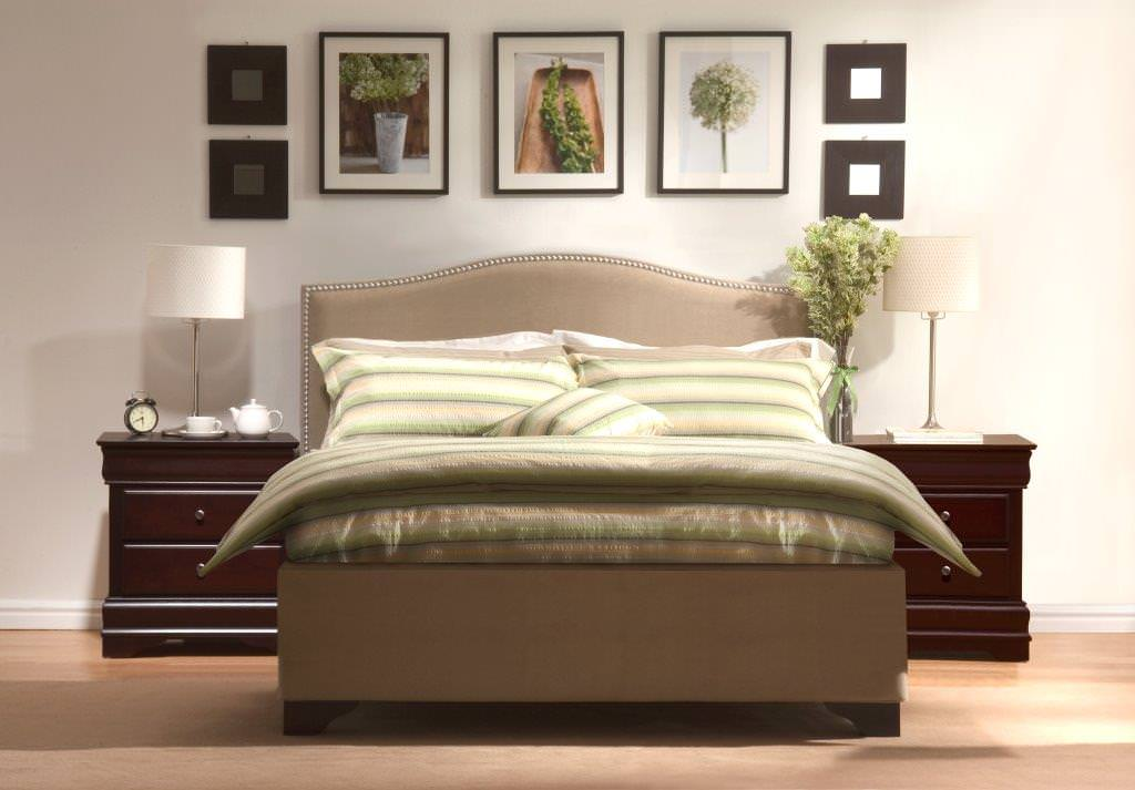 Magnolia Platform Bed By Lifestyle Solutions