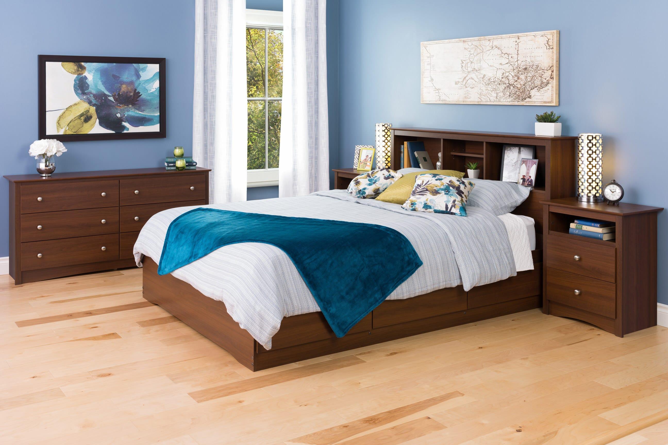 copenhagen bookshelf products item with furniture number progressive bed bookcase headboard queen