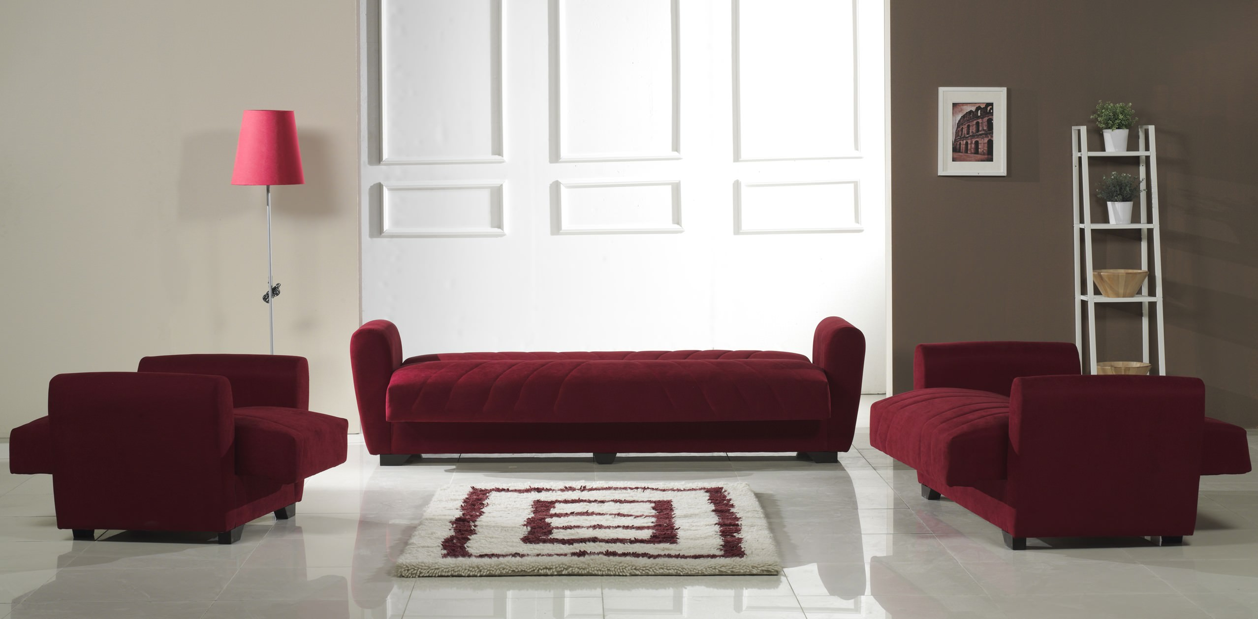 Linden Sofa Bed by Empire Furniture USA