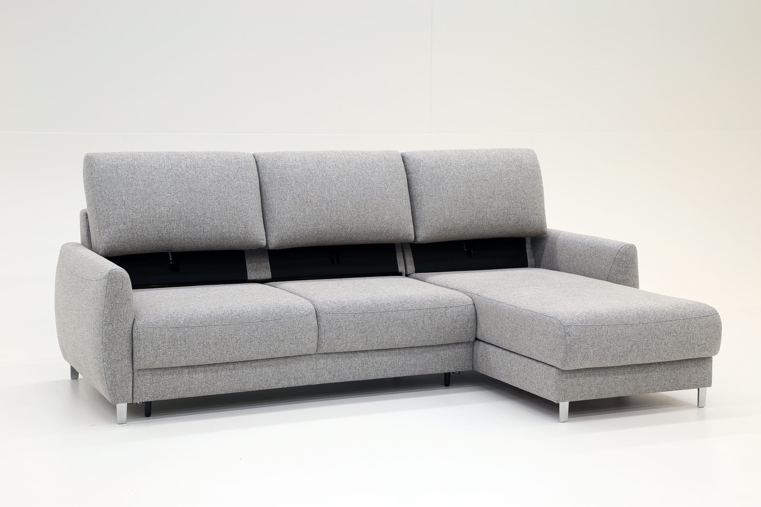 Delta Sectional Sofa Sleeper Rhf By