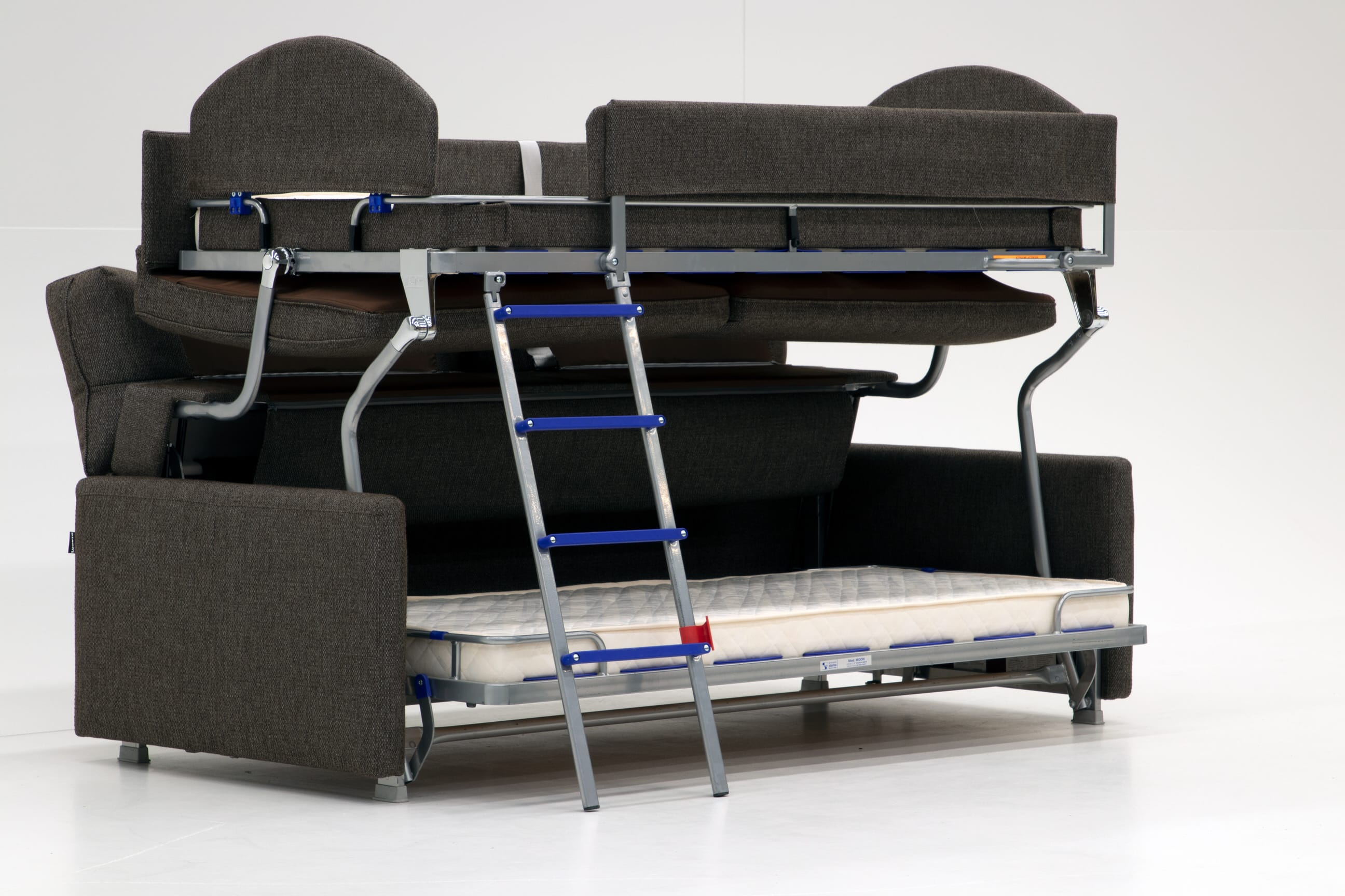 Elevate Sofa Sleeper Bunk Bed By Luonto Furniture