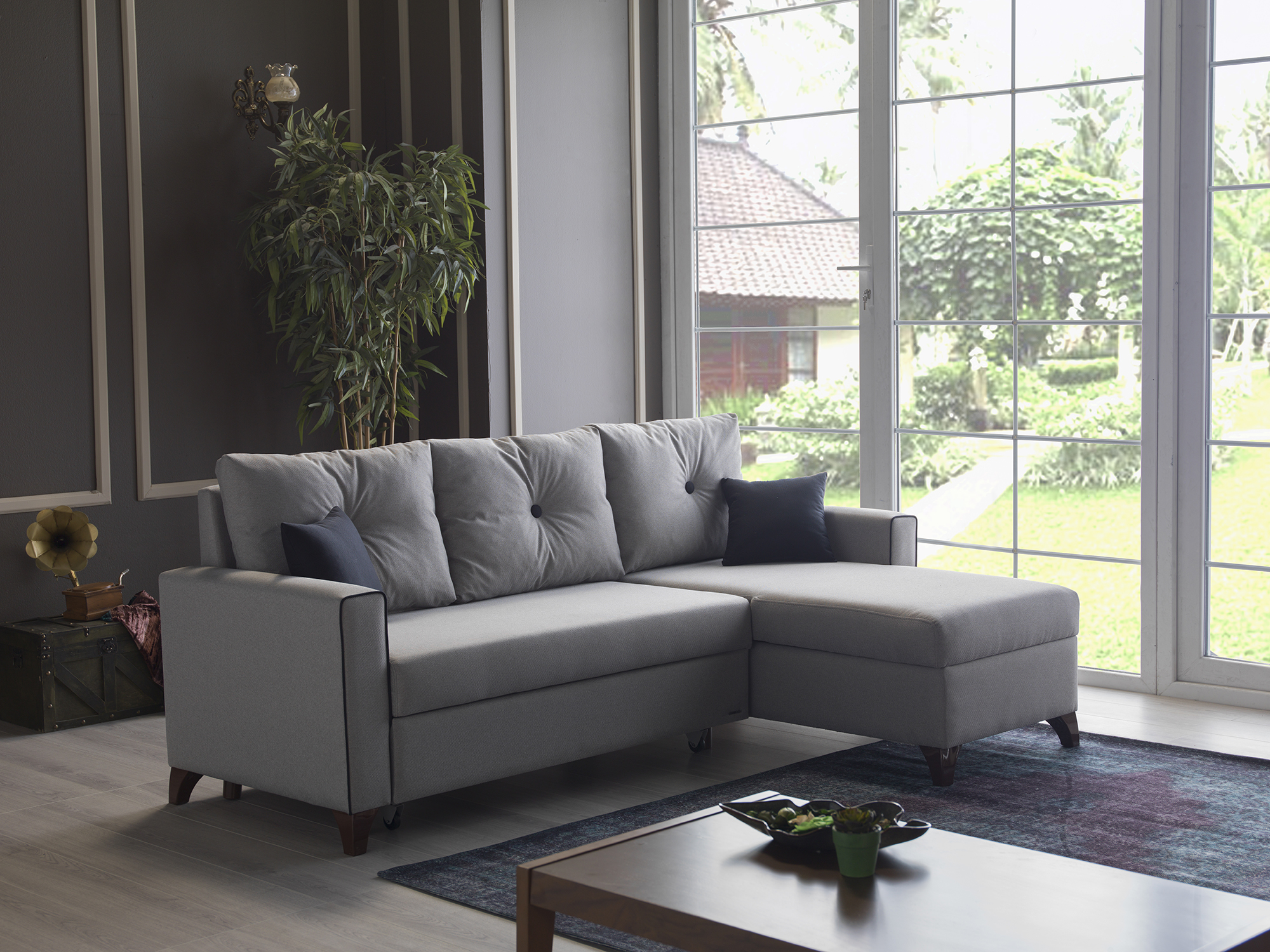 leather inspirational com new gray orlando tuberculosisforum sectional sofas sectionals city of sofa amp and value