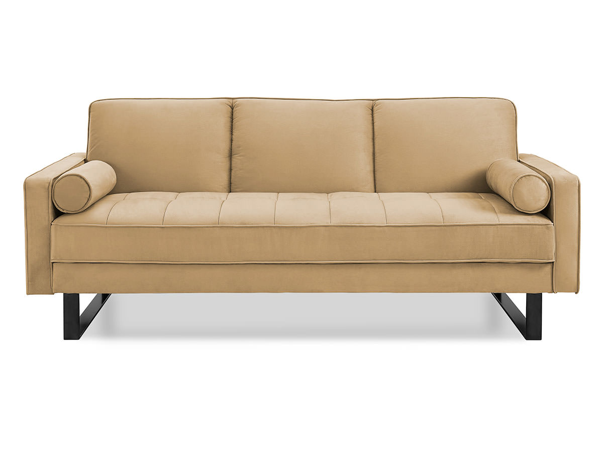 Malta Convertible Sofa Taupe By Serta Lifestyle