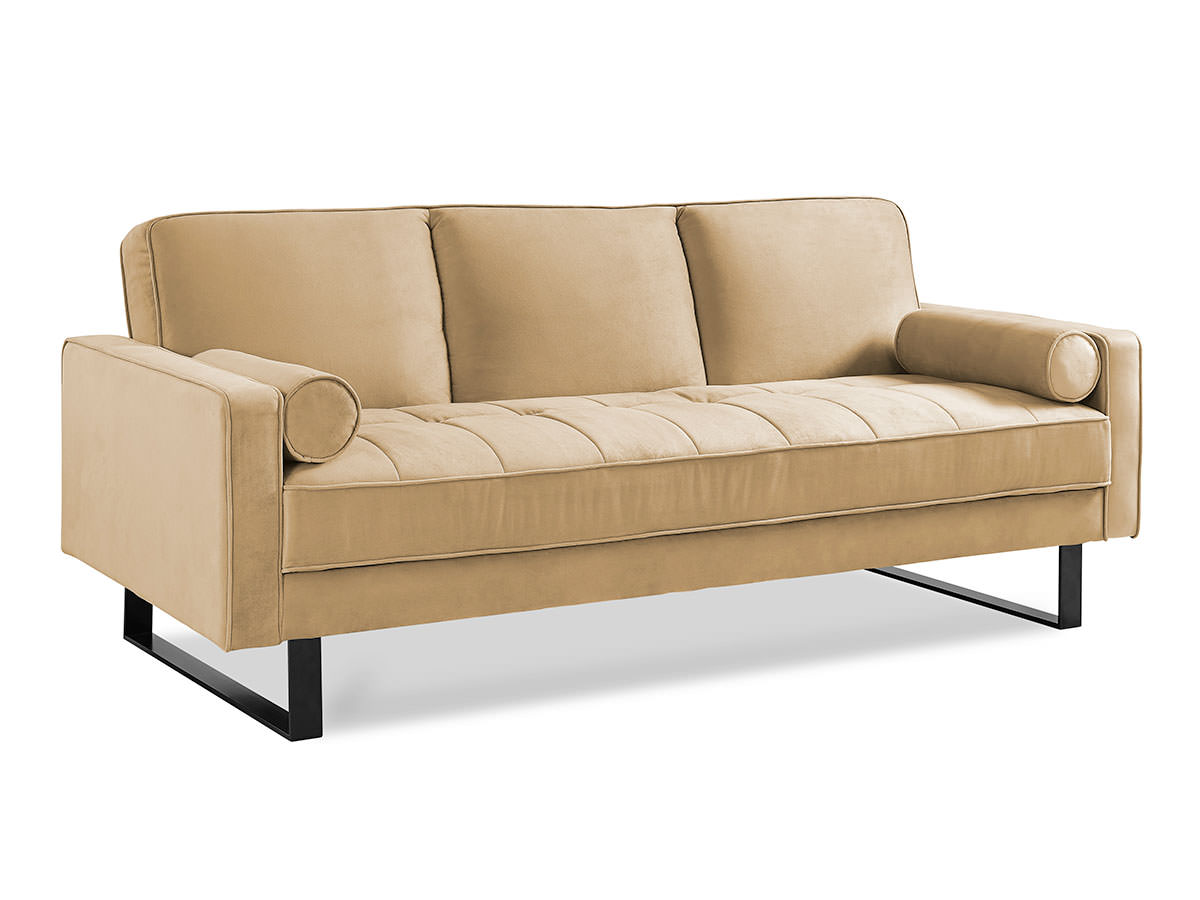 malta convertible sofa taupe by serta lifestyle. Black Bedroom Furniture Sets. Home Design Ideas