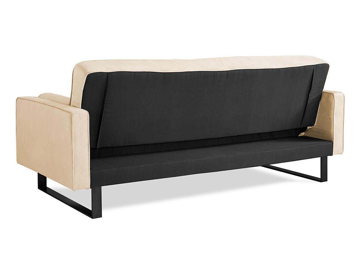 Serta Sophia Convertible Sofa Attractive Futon Leather
