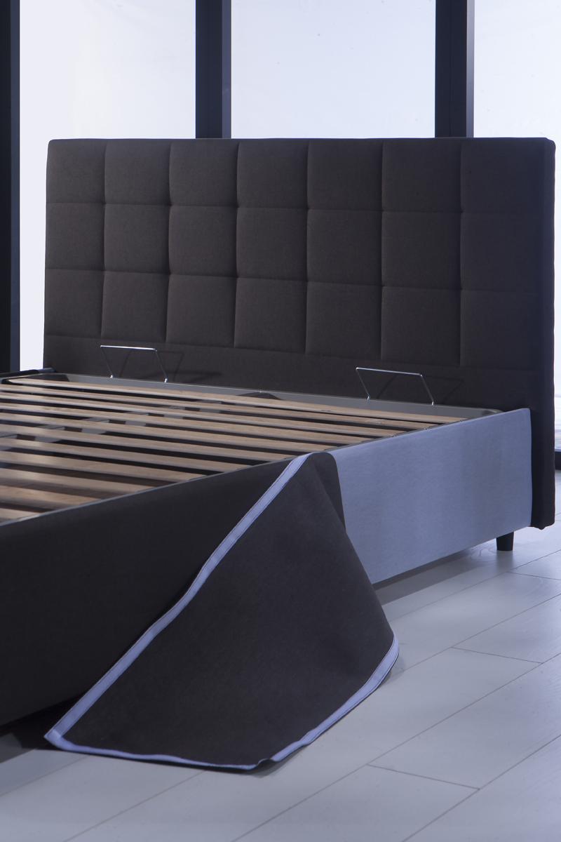 Queen Size Storage Bedroom Sets: Manila Platform Storage Bed W/Headboard Queen Size Diego