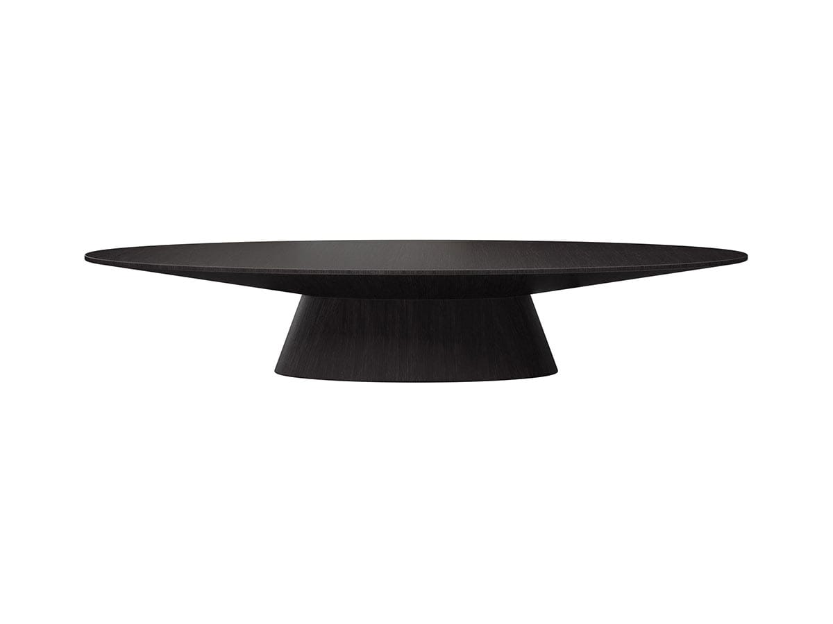 Eyre Coffee Table Black Oak by Modloft