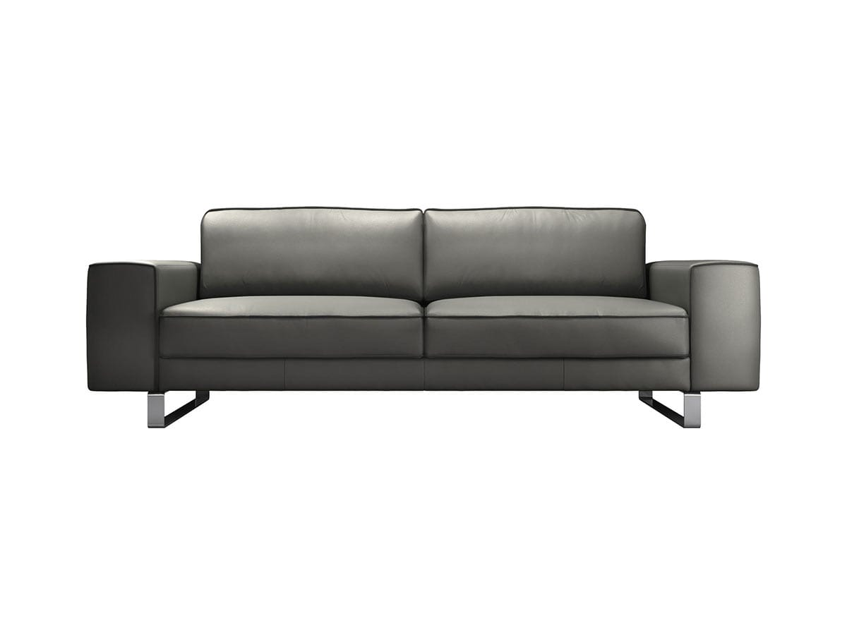 Brilliant Waverly Sofa Warm Gray With Graphite By Modloft Andrewgaddart Wooden Chair Designs For Living Room Andrewgaddartcom