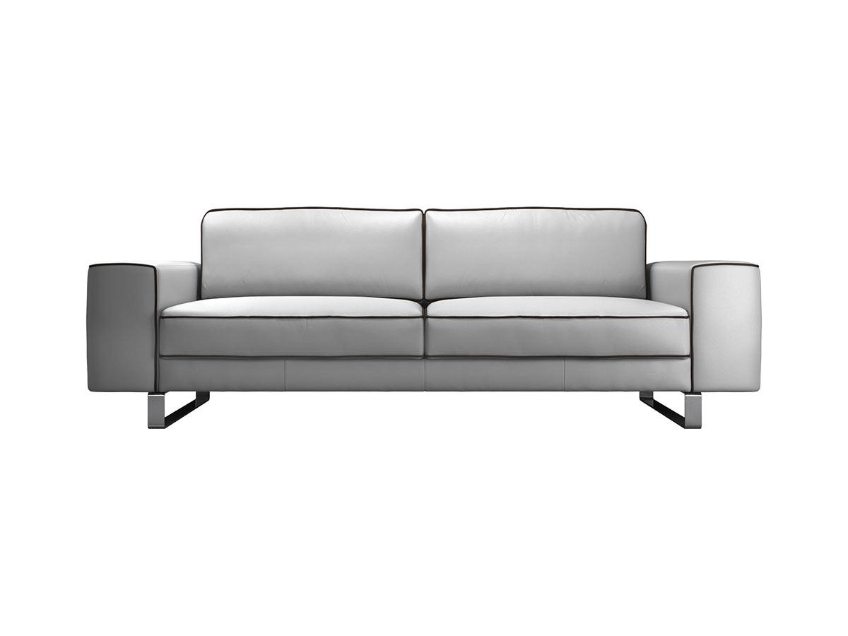 Waverly Sofa Soft Snow With Fendi By Modloft