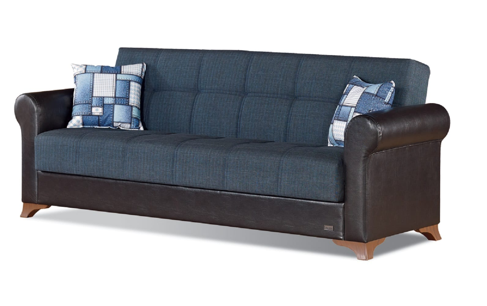 Sensational Hudson Grey Fabric Sofa Bed By Empire Furniture Usa Home Remodeling Inspirations Gresiscottssportslandcom