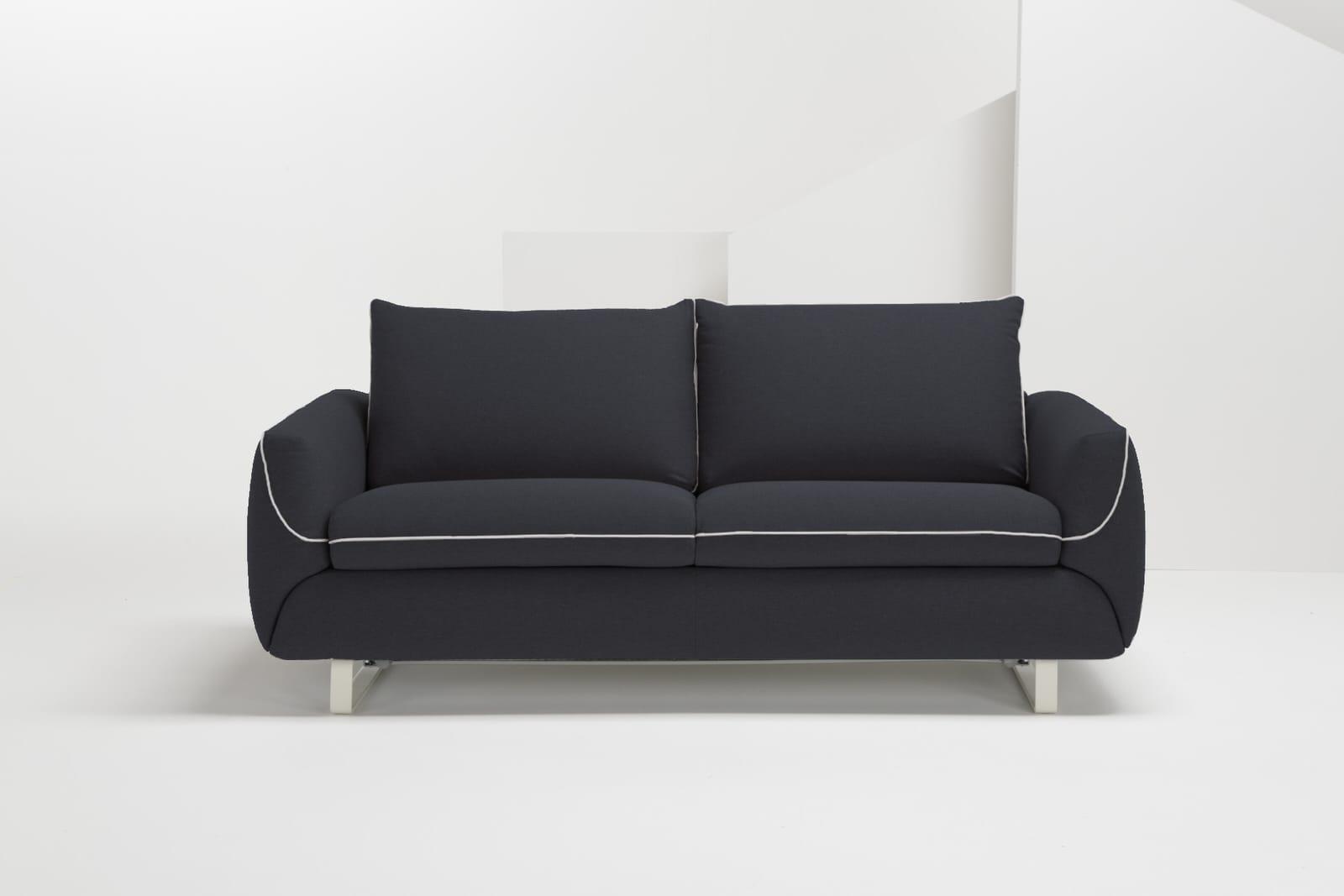 Maestro Dark Grey Queen Sofa Bed By Pezzan Furniture