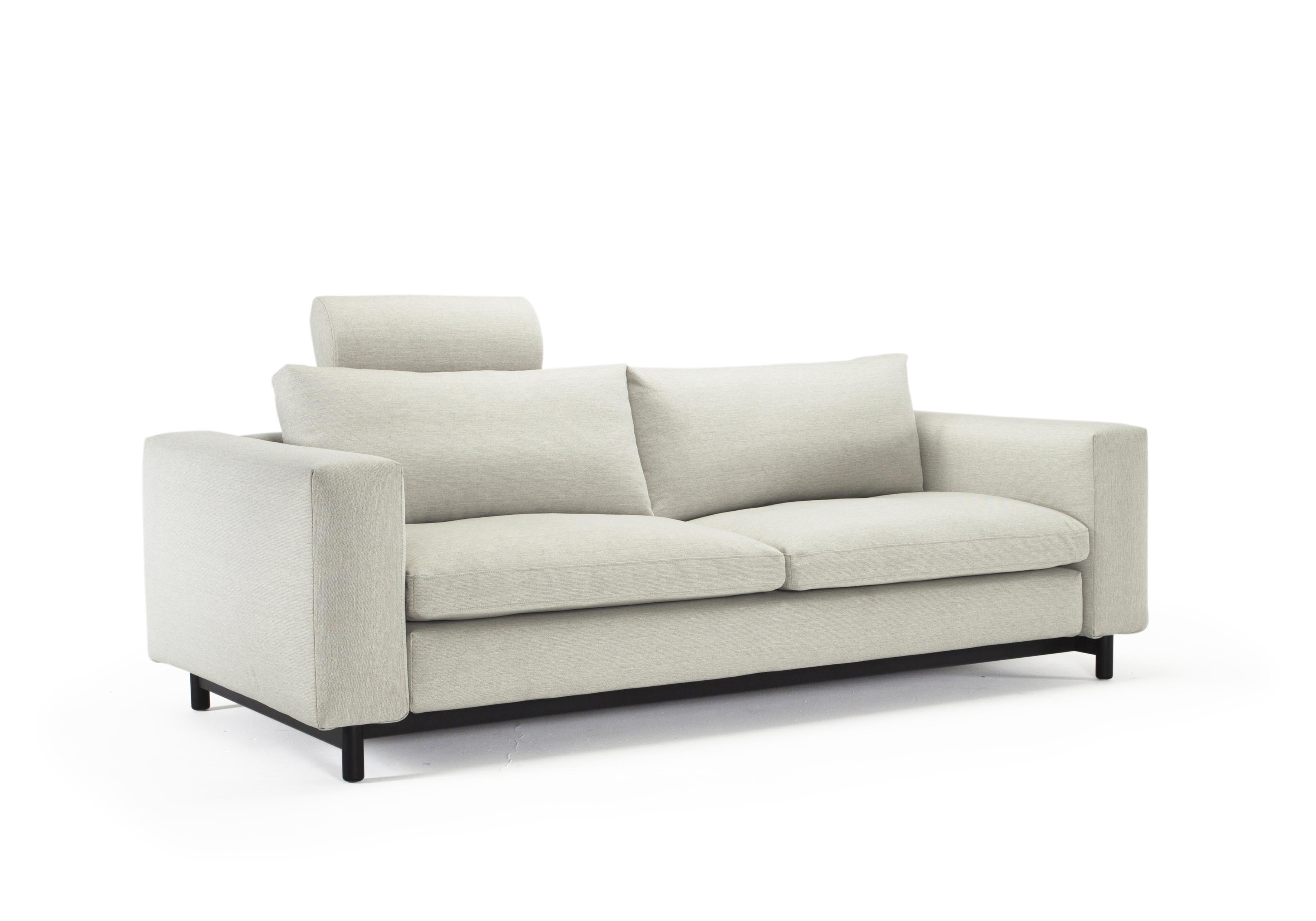 Magni Sofa Bed Queen Size Mixed Dance Natural by Innovation