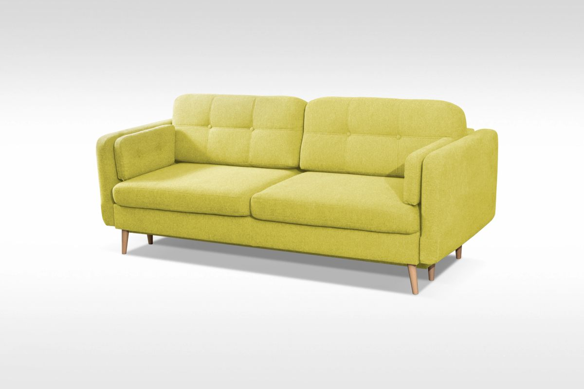 san francisco 84e01 91727 Manhattan Green Sofa Queen Bed by Skyler Designs