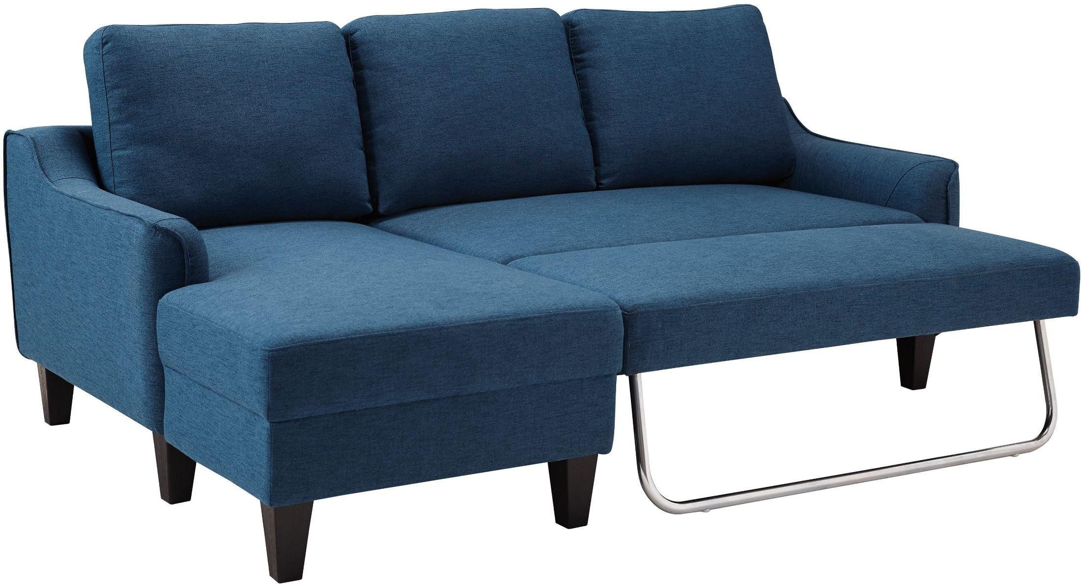 Floor Sample Mille Sofa Sleeper Blue Signature Design By Ashley Furniture