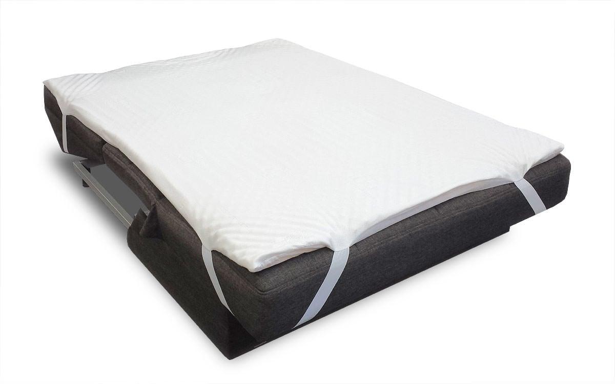 Sofa Bed Pillow Top Mattress Pad Queen