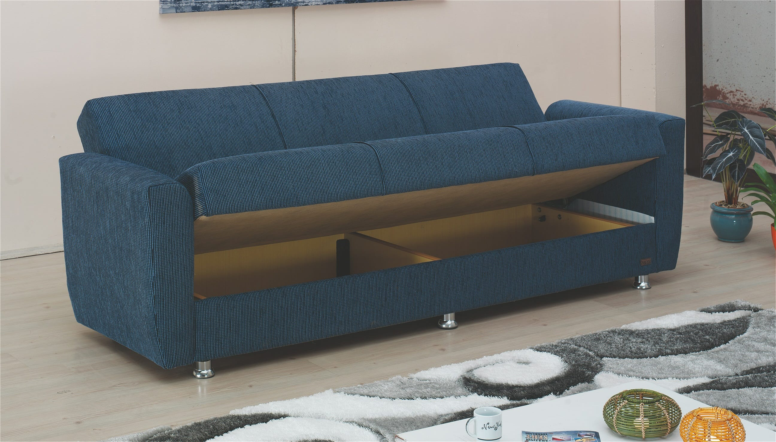 Fabulous Miami Sofa Bed By Empire Furniture Usa Download Free Architecture Designs Scobabritishbridgeorg