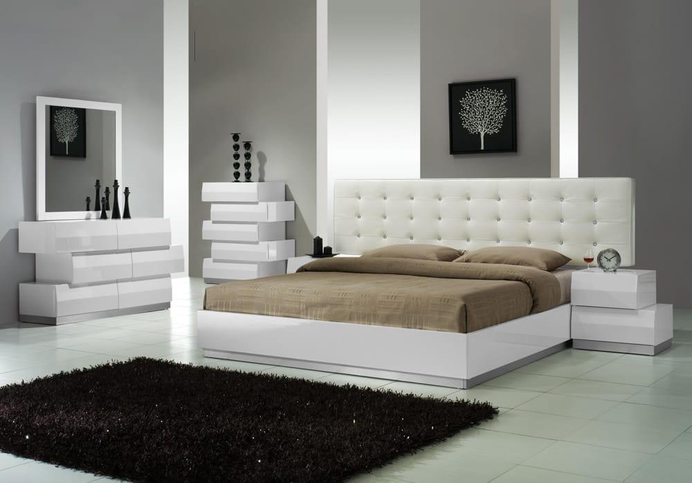 Milan Bedroom Set by J&M Furniture
