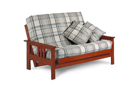 Twin Lounger Size Chesapeake Futon Set